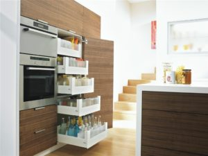 projektowanie kuchni Blum