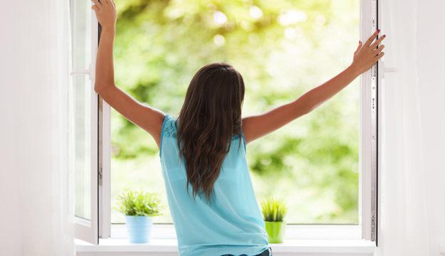 Jak oczyścić powietrze w domu ?