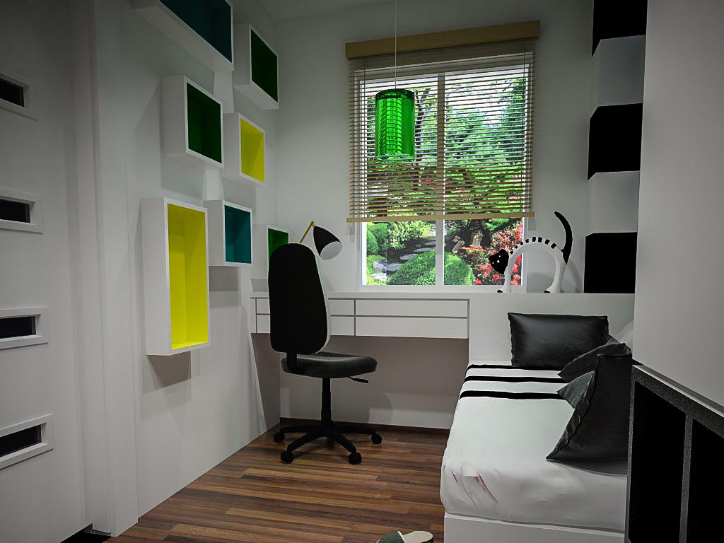 projektowanie pokoi dziecięcych Rumia