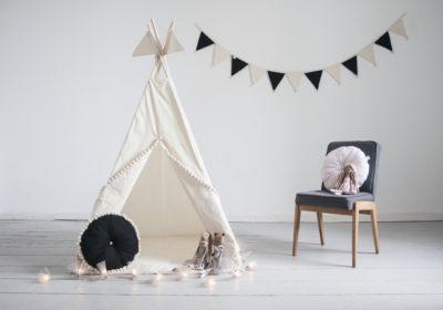 Tipi – namiot dla dzieci