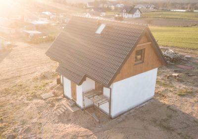 Sosenka 4 – budowa domu. Jak na idzie ?