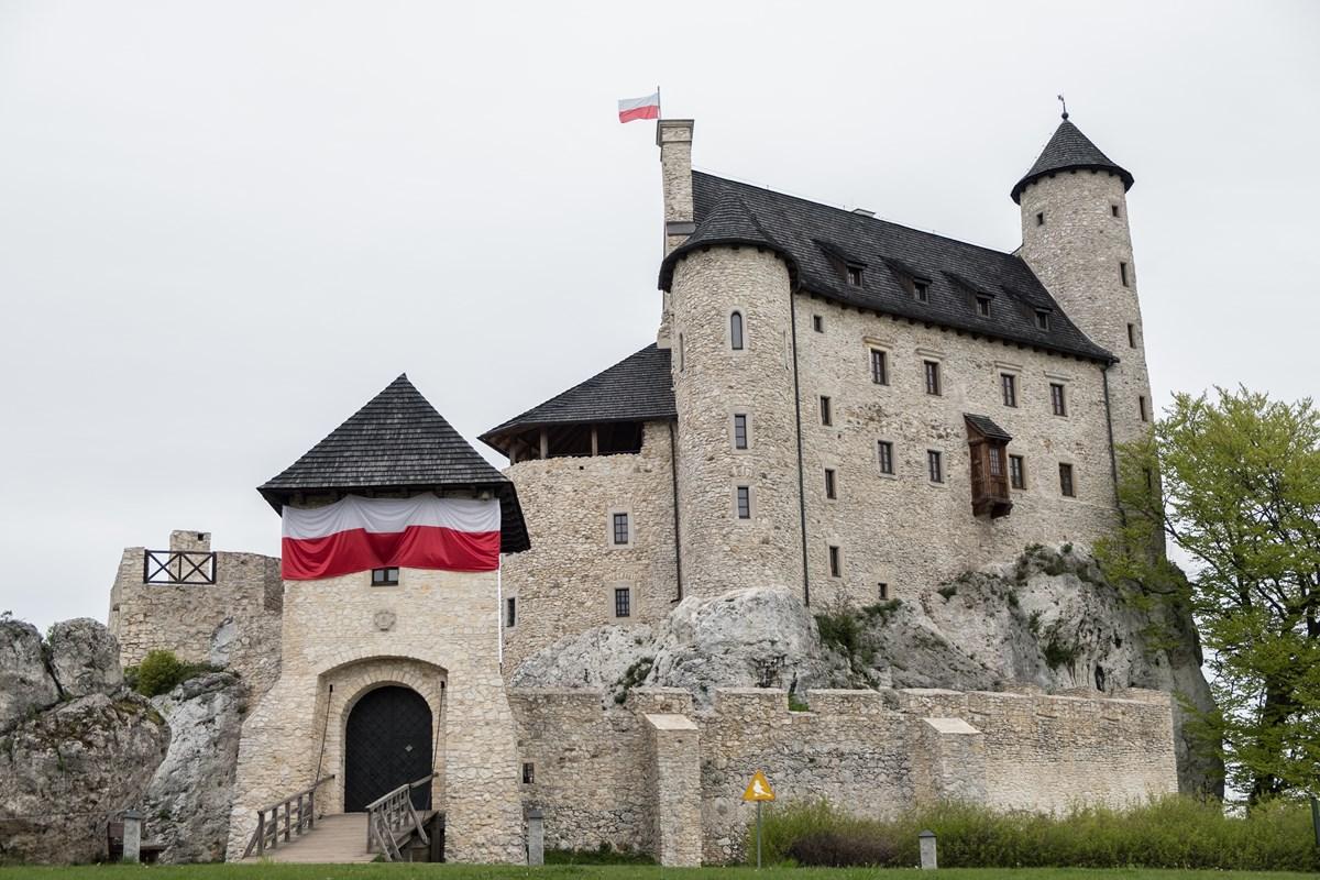 wycieczka objazdowa po południu Polski