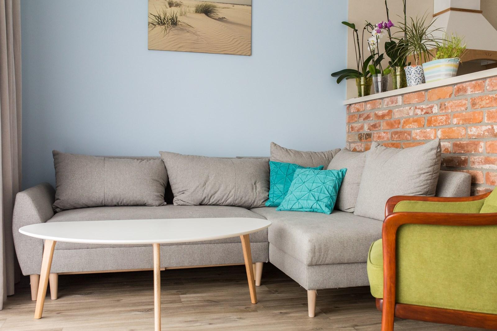 kolorowe mieszkanie projektowanie wnętrz