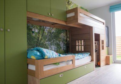 Pomysł na pokój – Leśny pokój dla dzieci