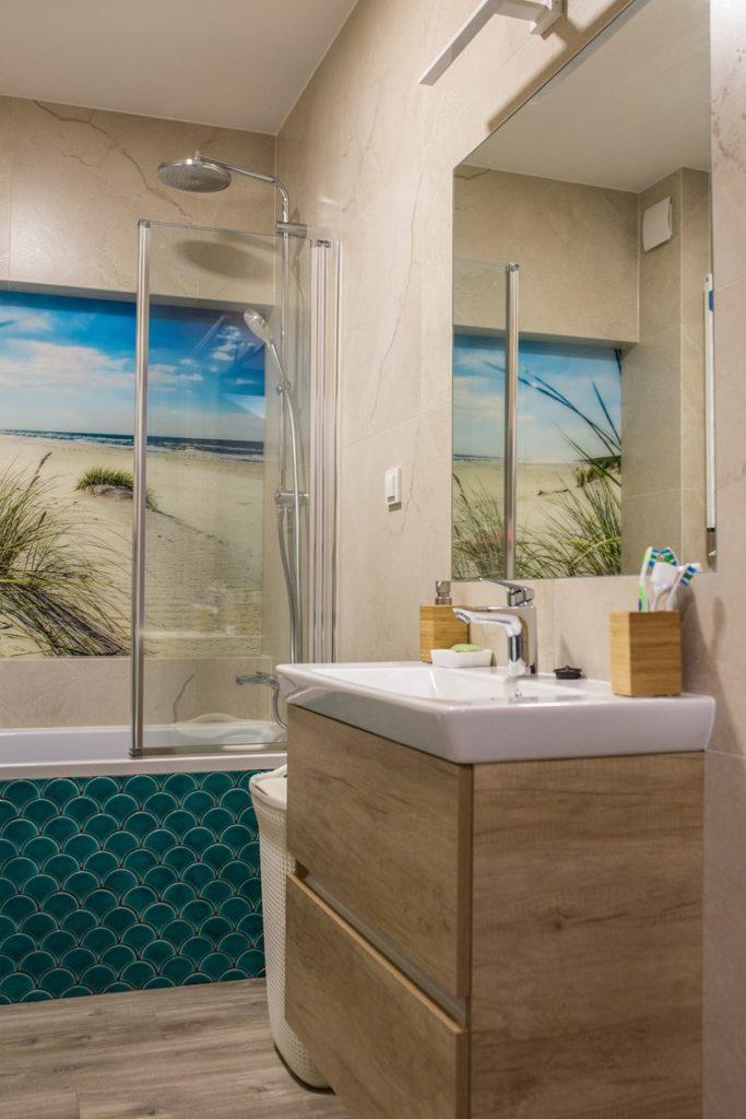 Panele Winylowe W łazience Im Wnętrza Projektowanie I