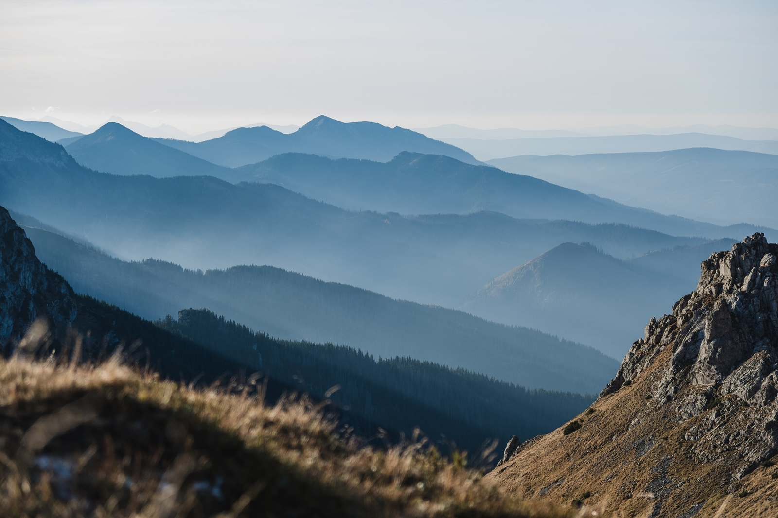 Listopadowy weekend w Tatrach