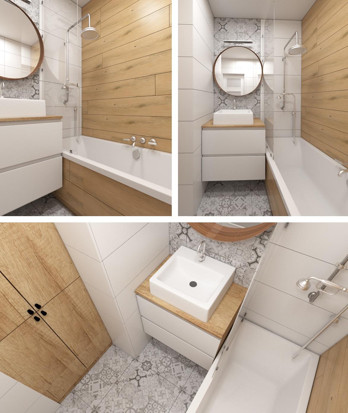 projektowanie łazienki gdynia