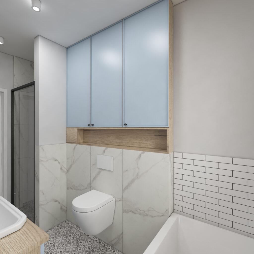 łazienka hampton