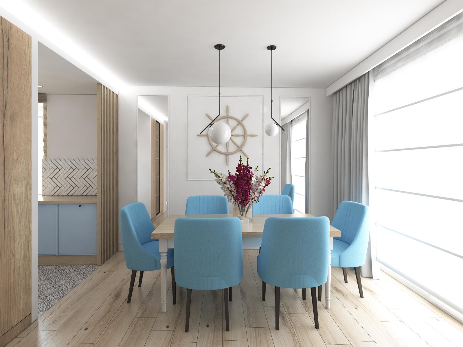 Eleganckie mieszkanie w Juracie
